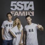 5sta family — Футболка