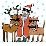 The Hatters — Дед Мороз не показывает слёз