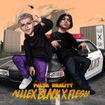 alllex black & Flesh — False Reality