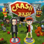 GONE.Fludd & FLESH — Crash Bash