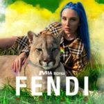 Mia Boyka — FENDI MOOD