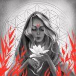 Юлия Самойлова — Белая лилия