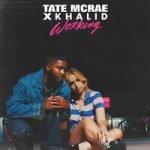 Tate McRae & Khalid — working