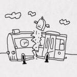 Опиа & Киса в колесе — Сломанные